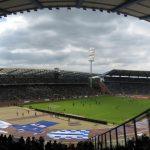 Koning Boudewijnstadion door Thornz