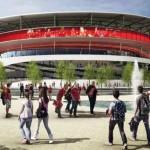 Brussels Arena Maximus (buitenaanzicht 2 / bron: HNB)