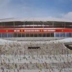 Brussels Arena Maximus (buitenaanzicht 1)